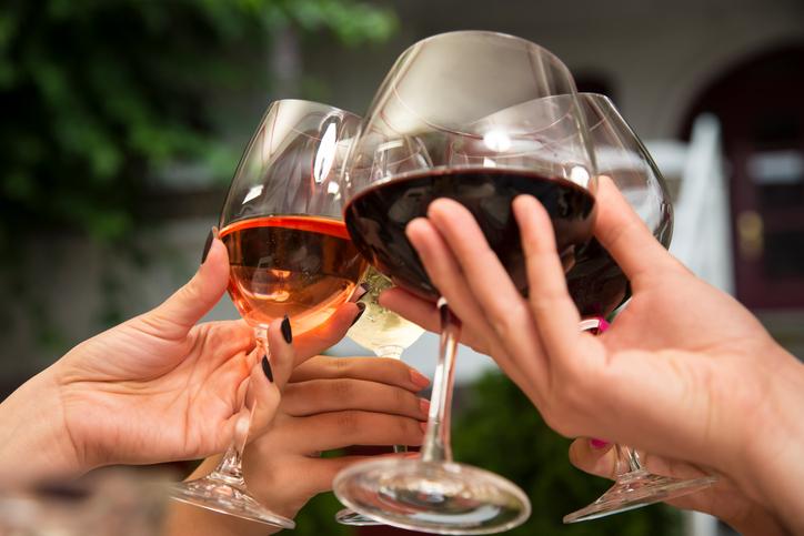 Caliterra wine tasting party