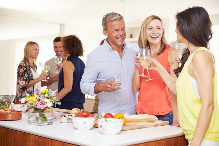 Caliterra party hosting tips