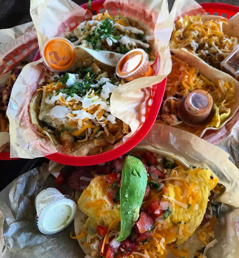 Taco Tuesday Torchy's Tacos