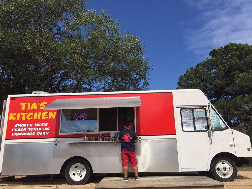 Taco Tuesday Tia's Kitchen