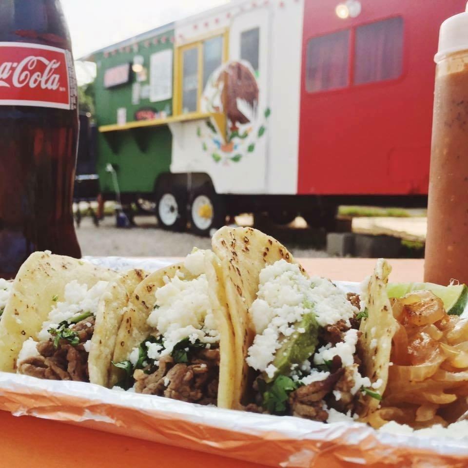 Caliterra Santi's Tacos