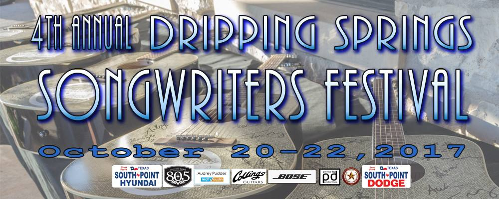 Caliterra Dripping Springs Songwriters Festival