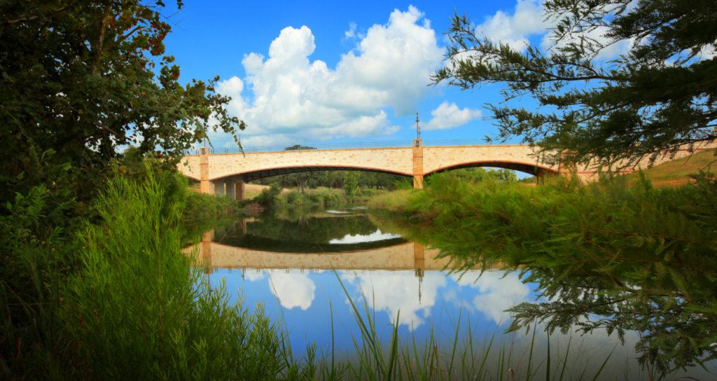 Caliterra phase II, Onion Creek Bridge