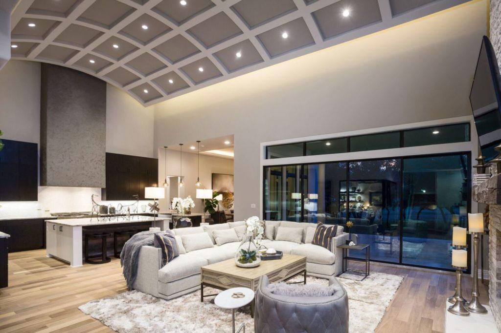 Caliterra custom home