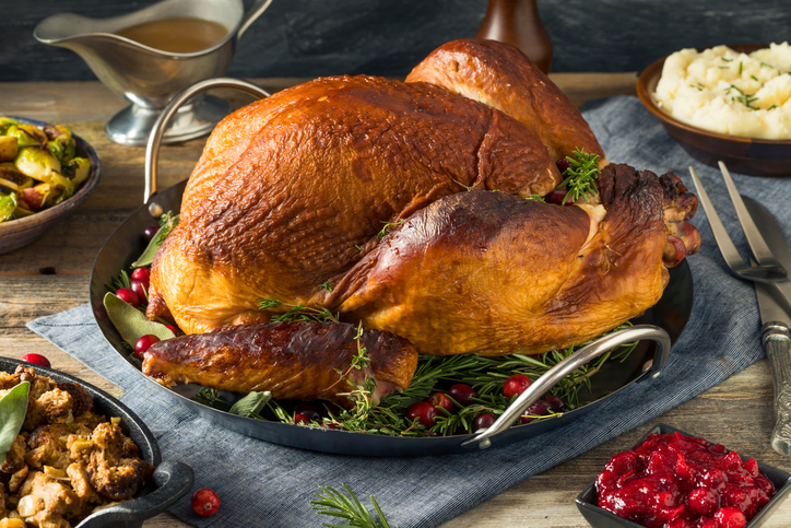 Texas Thanksgiving turkey recipes