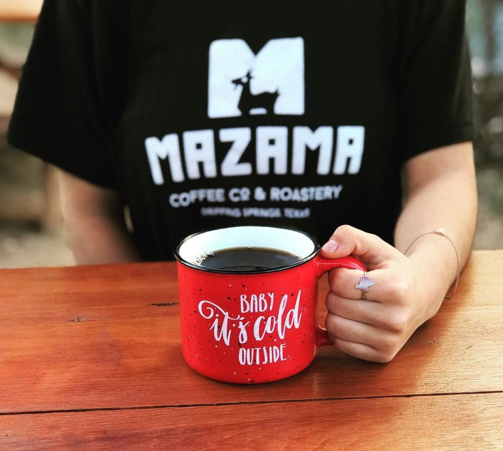 Mazama Coffee Caliterra