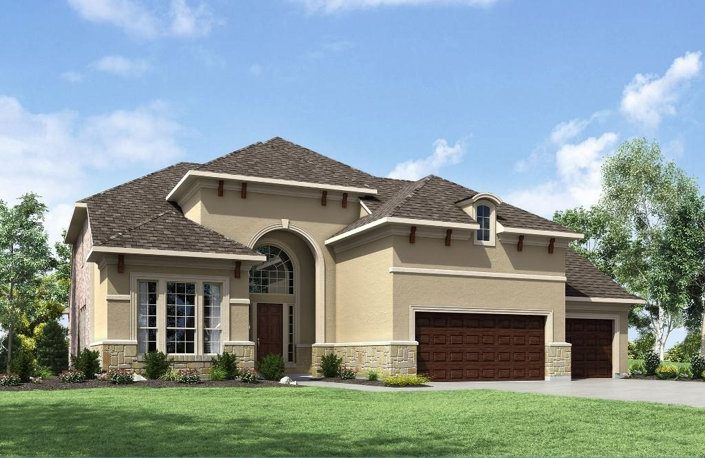 homes available at Caliterra