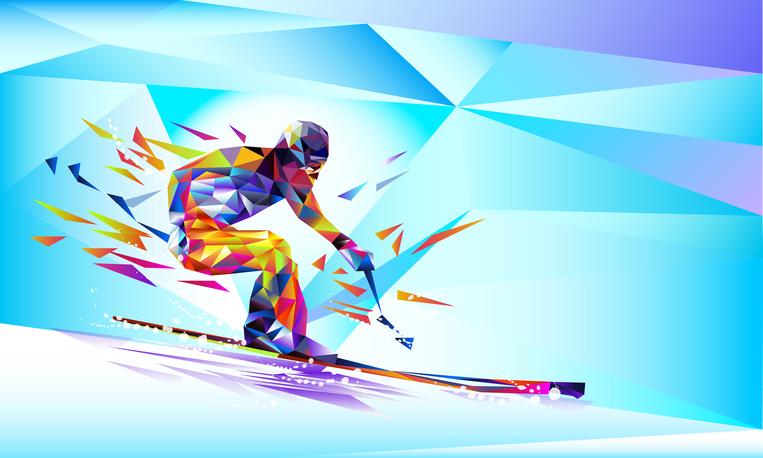 Winter Games watch party in Calliterra
