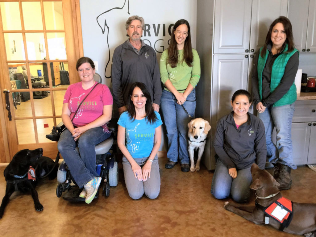 service dogs in Dripping Springs