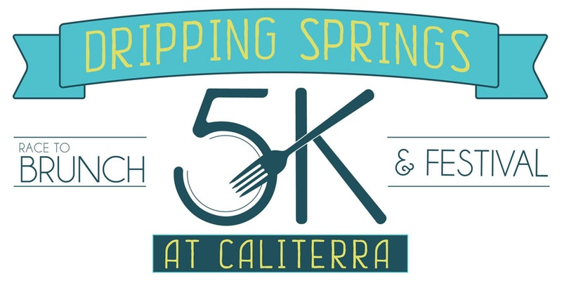 Race to Brunch 5K and Festival at Caliterra in Dripping Springs