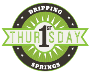 events near Dripping Springs, First Thursday Dripping Springs