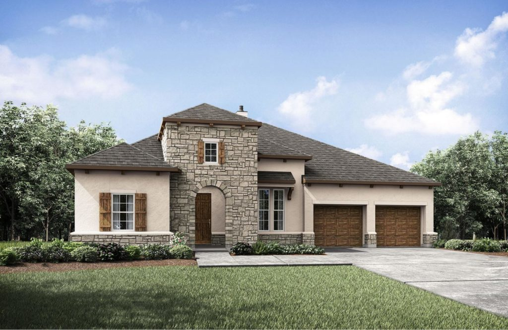 homes available at Caliterra, Drees Custom Homes, 547 Peakside Circle