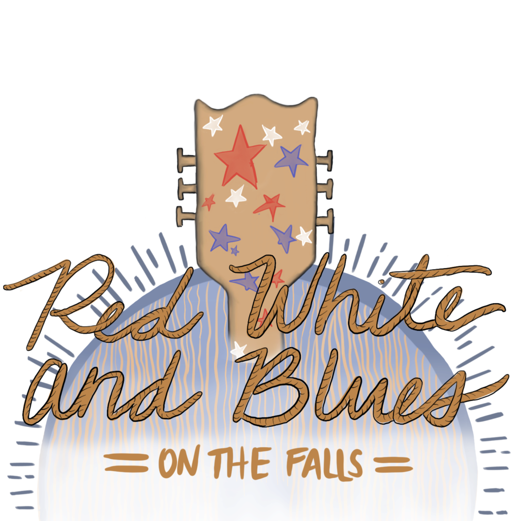 Memorial Day Weekend in Dripping Springs, Caliterra, Red White & Blues on the Falls
