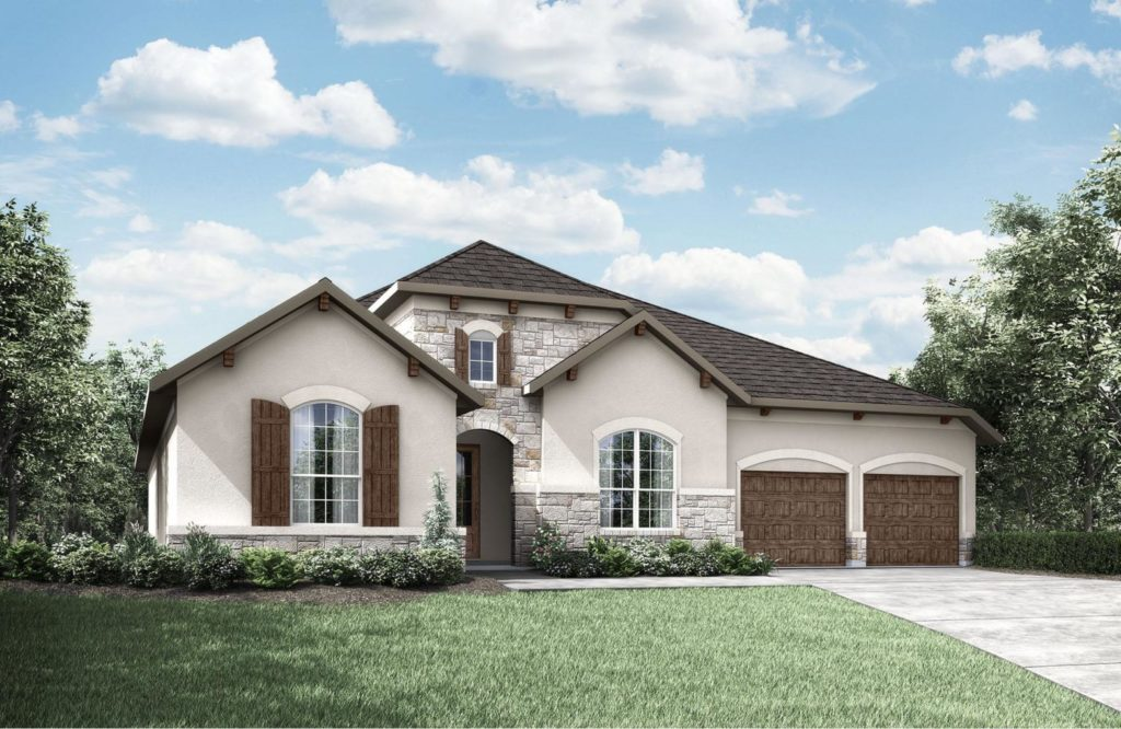 Drees Custom Homes, homes available at Caliterra, 154 Double L Drive