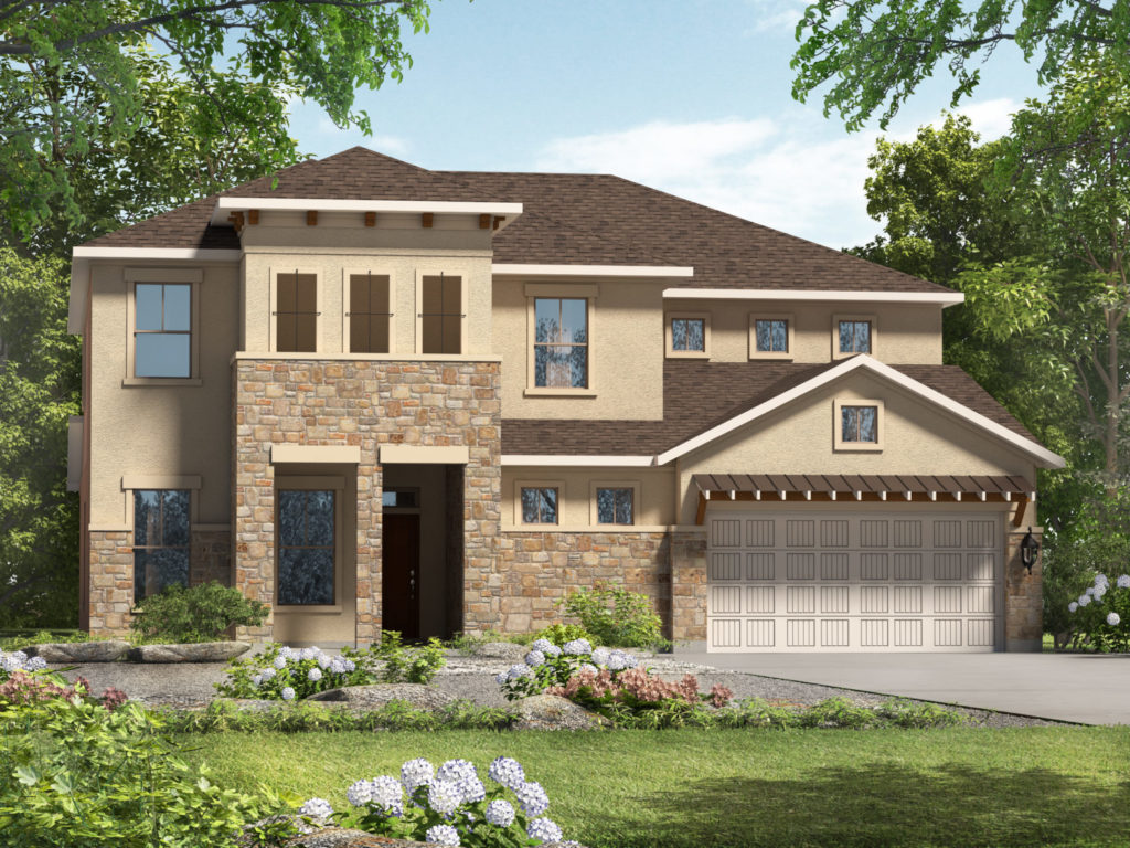 new homes in Dripping Springs, Caliterra, master-planned community, Brookfield Residential, 170 Double L Drive