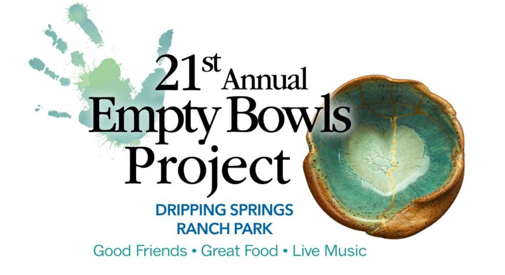 things to do in Dripping Springs, near Caliterra, Dripping Springs attractions, Caliterra, master-planned community, events near Dripping Springs, Helping Hands, Empty Bowls Project