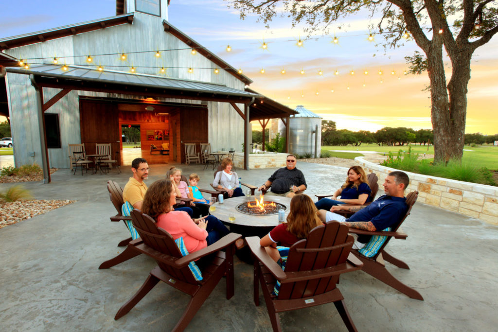 master-planned community amenities, Caliterra amenities, master-planned community in Dripping Springs, new homes in Dripping Springs, Welcome Lounge and Event Pavilion, Le Muse Coffee Shop, The Overlook, Treehouse Park, Trails and Parks
