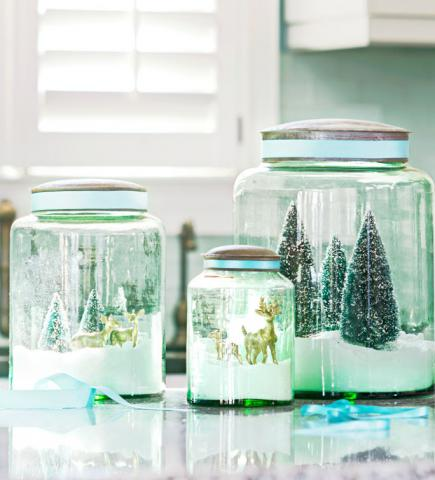 holiday decoration ideas, Caliterra home, holidays in Dripping Springs, master-planned community